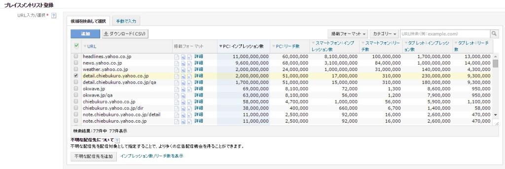 YahooQ&Aサイトカテゴリ02